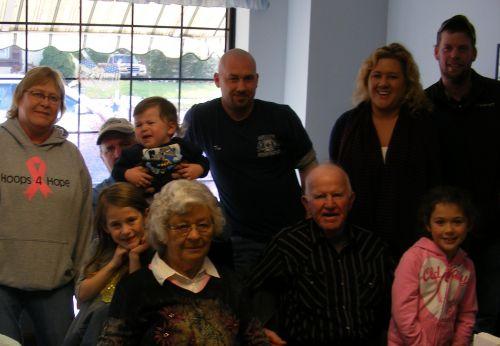 Array - Carson Celebration of Life Center